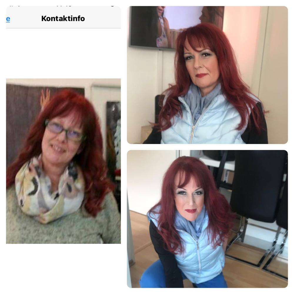 Lange Haare Und Farbe Ihrhaarprofirolfess Webseite