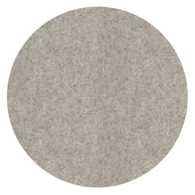 Filz-Pinnwand Dot Wollweiß meliert