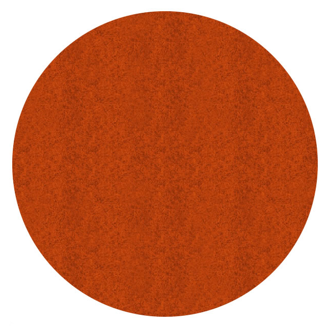 Filz-Pinnwand Dot Orange meliert