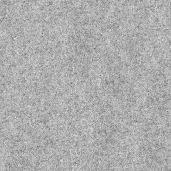 Filz-Paneel in hellgrau meliert