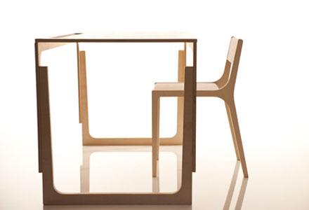 Mitwachsender Schreibtisch, in Deutschland gefertigt, FSC-zertifiziert