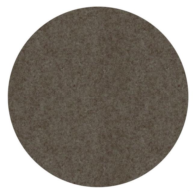 Filz-Pinnwand Dot Graubraun meliert
