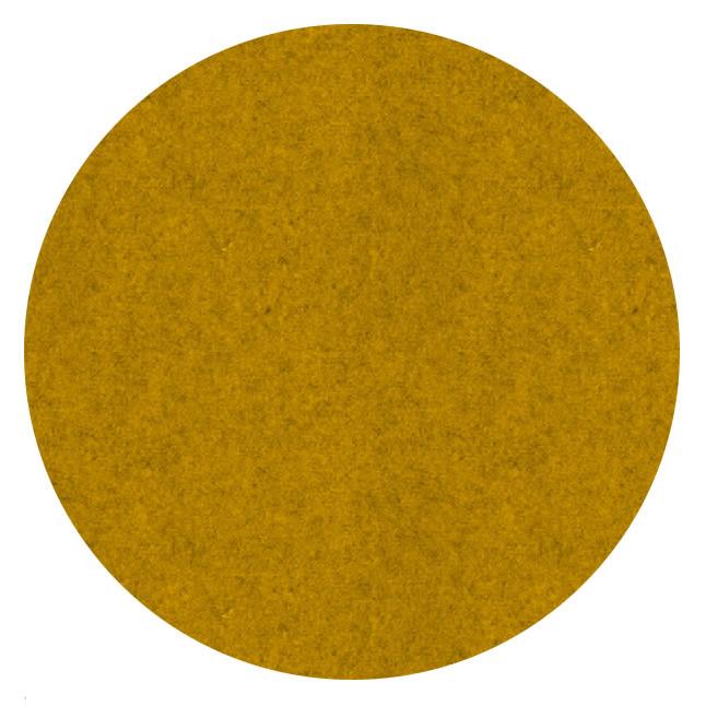 Filz-Pinnwand Dot Gelb meliert