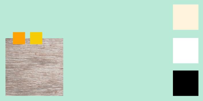Mint Moodboard