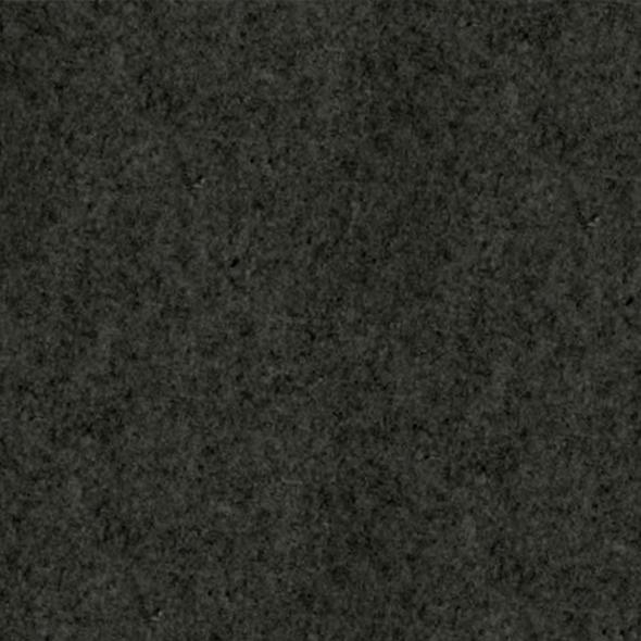 Filz-Tapete in schwarz meliert
