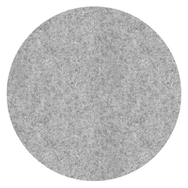 Filz-Pinnwand Dot Hellgrau meliert