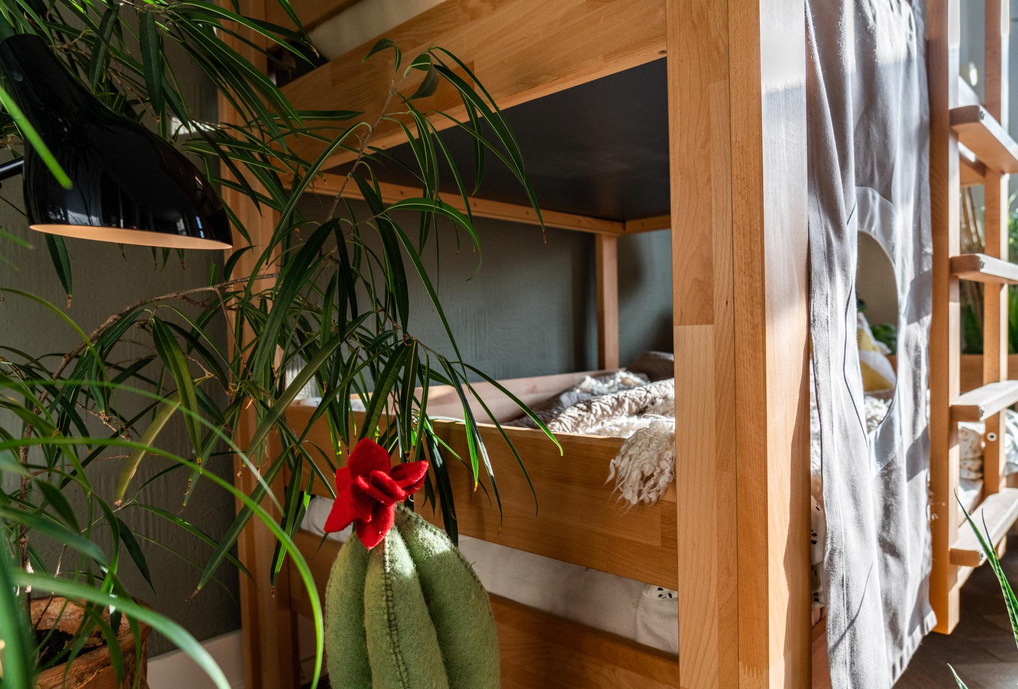 Baumhausbett natur Impressionen