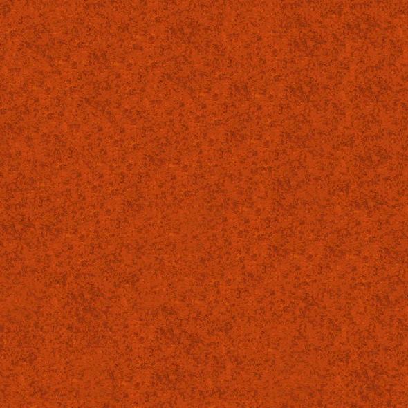 Filz-Paneel in orange meliert