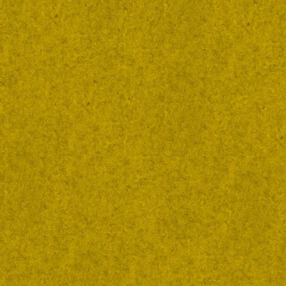 Filz-Tapete in gelb meliert