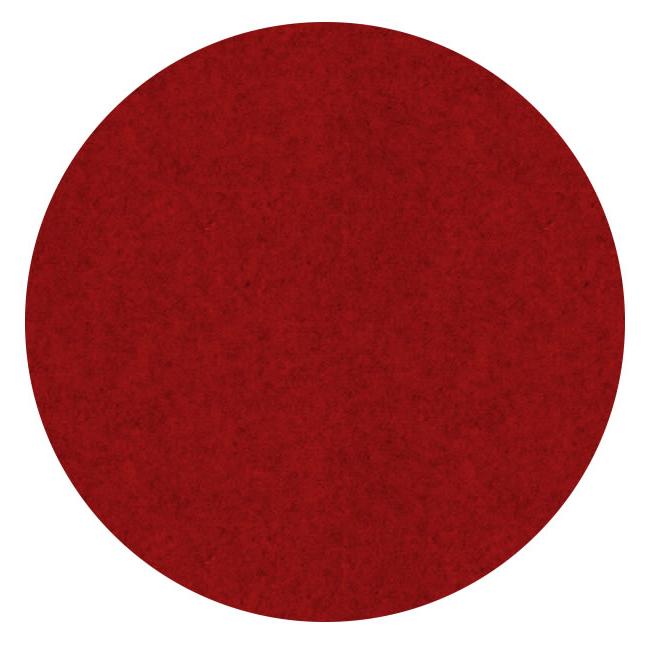 Filz-Pinnwand Dot Rot meliert