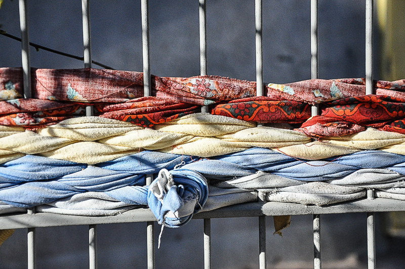 Urban/Guerilla Knitting