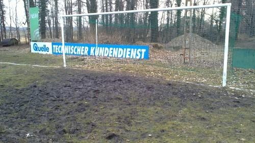 Es waren nicht die besten Bedingungen in Gr.Beuchow.(Foto:privat)