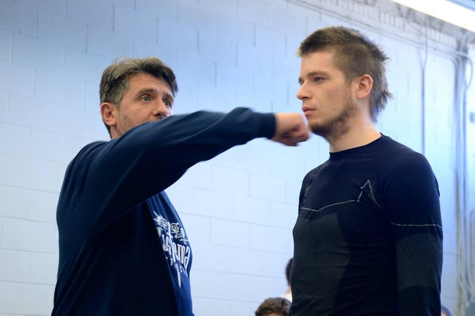 Vladimir Vasiliev Fortbildung im Systema Headquarter in Toronto Kanada.