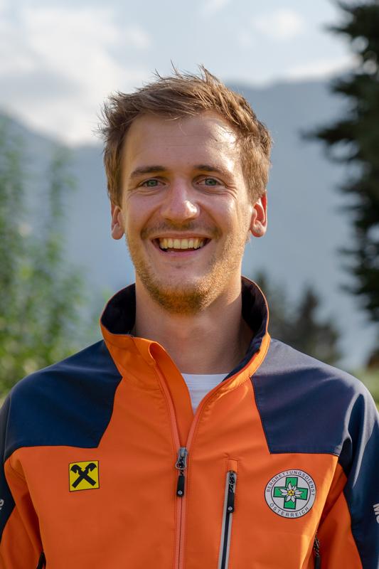 Mathias Schnegg (Sanitäter / in Ausbildung)