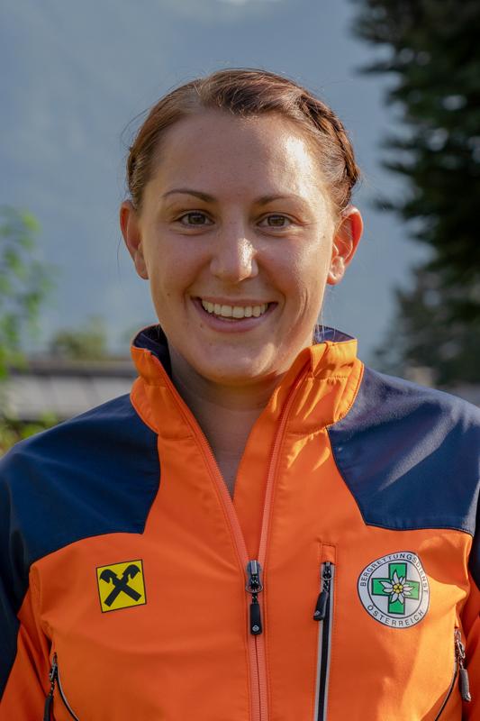 Daniela Kappacher  (Sanitäter / in Ausbildung)