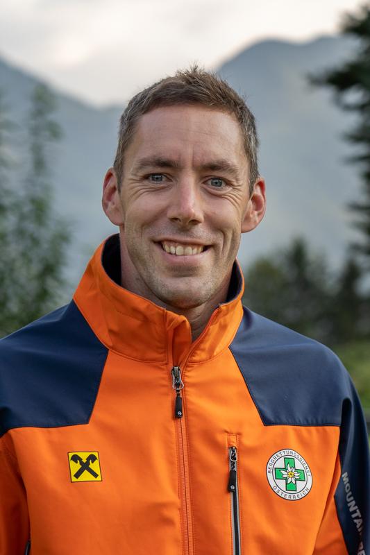Rupert Steger (Schriftführer)