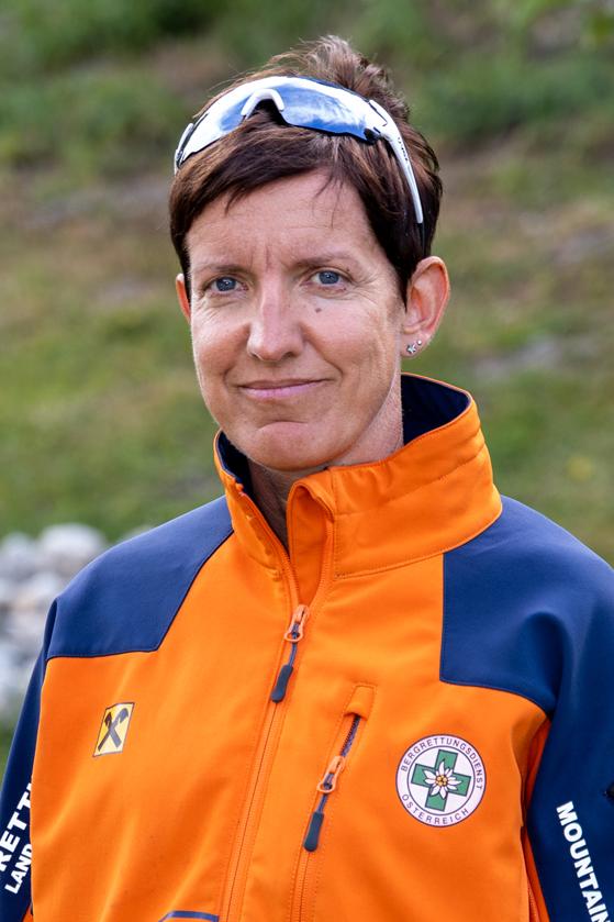 Margot Gilek (Einsatzleiterin)