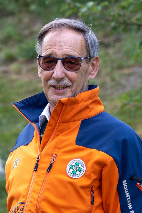Eberhardt Gruber (Ortstellenleiter Stv. / Einsatzleiter)