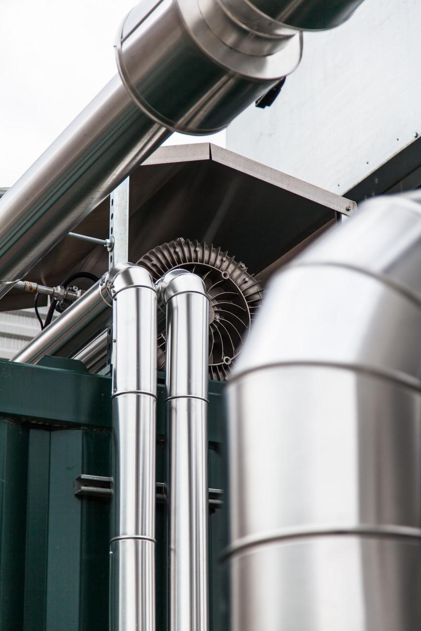 Biogasanlage Rytec