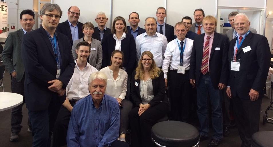 Teilnehmerbild vom Gemeinschaftsstand Norddeutschland auf der IFAT 2016