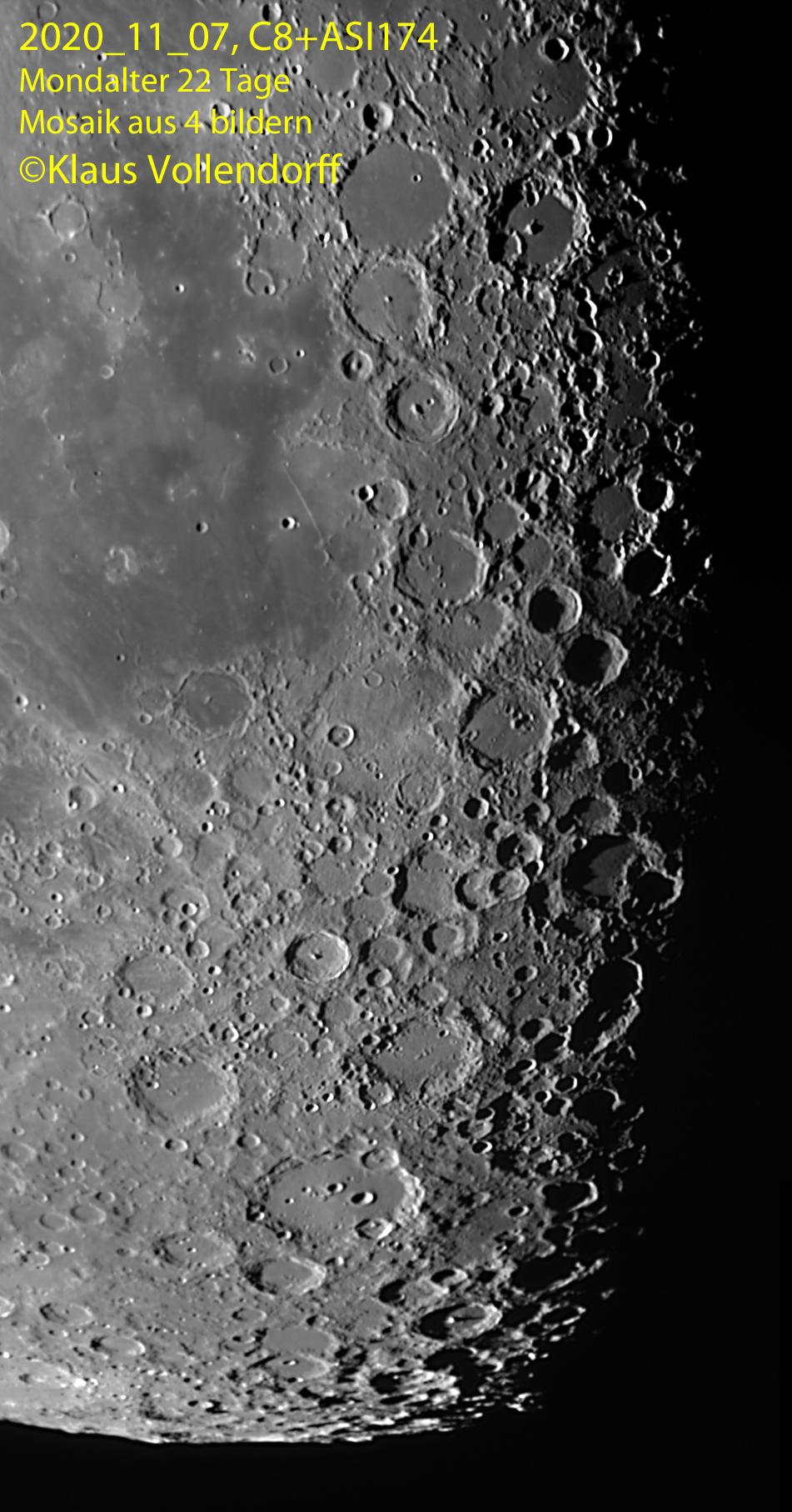 C8, Mosaik aus 4 Bildern: Ptolemaeus bis Clavius