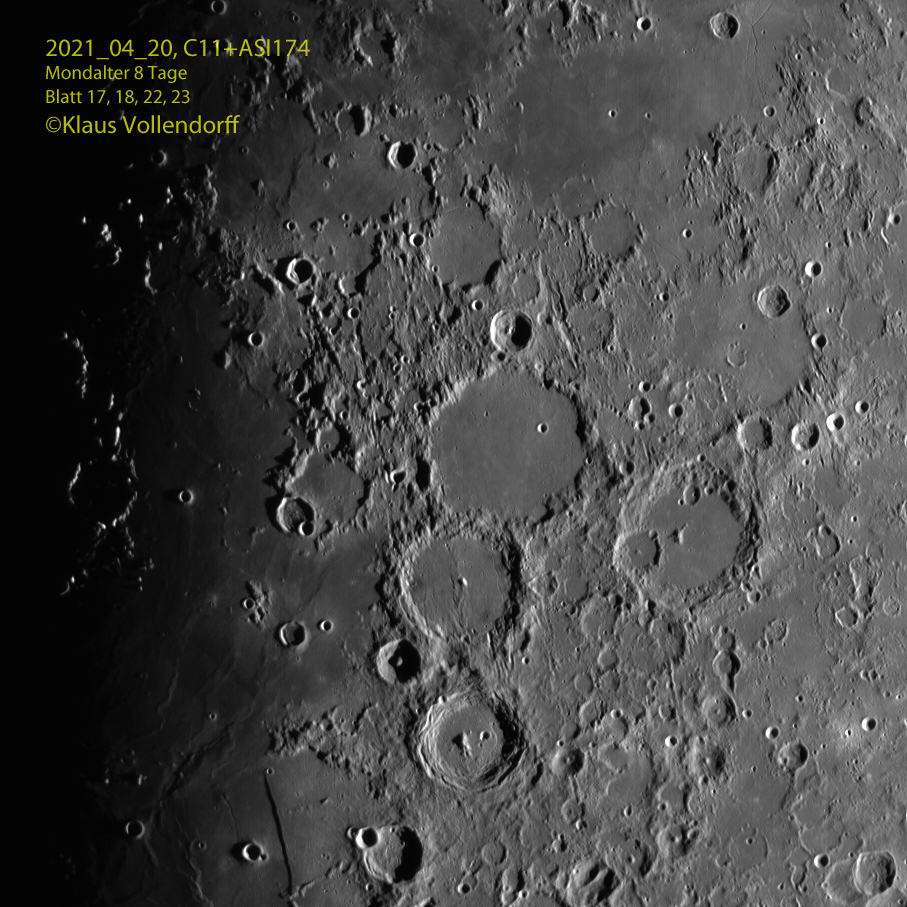 Ptolemaeus, Alphonsus, Arzachel