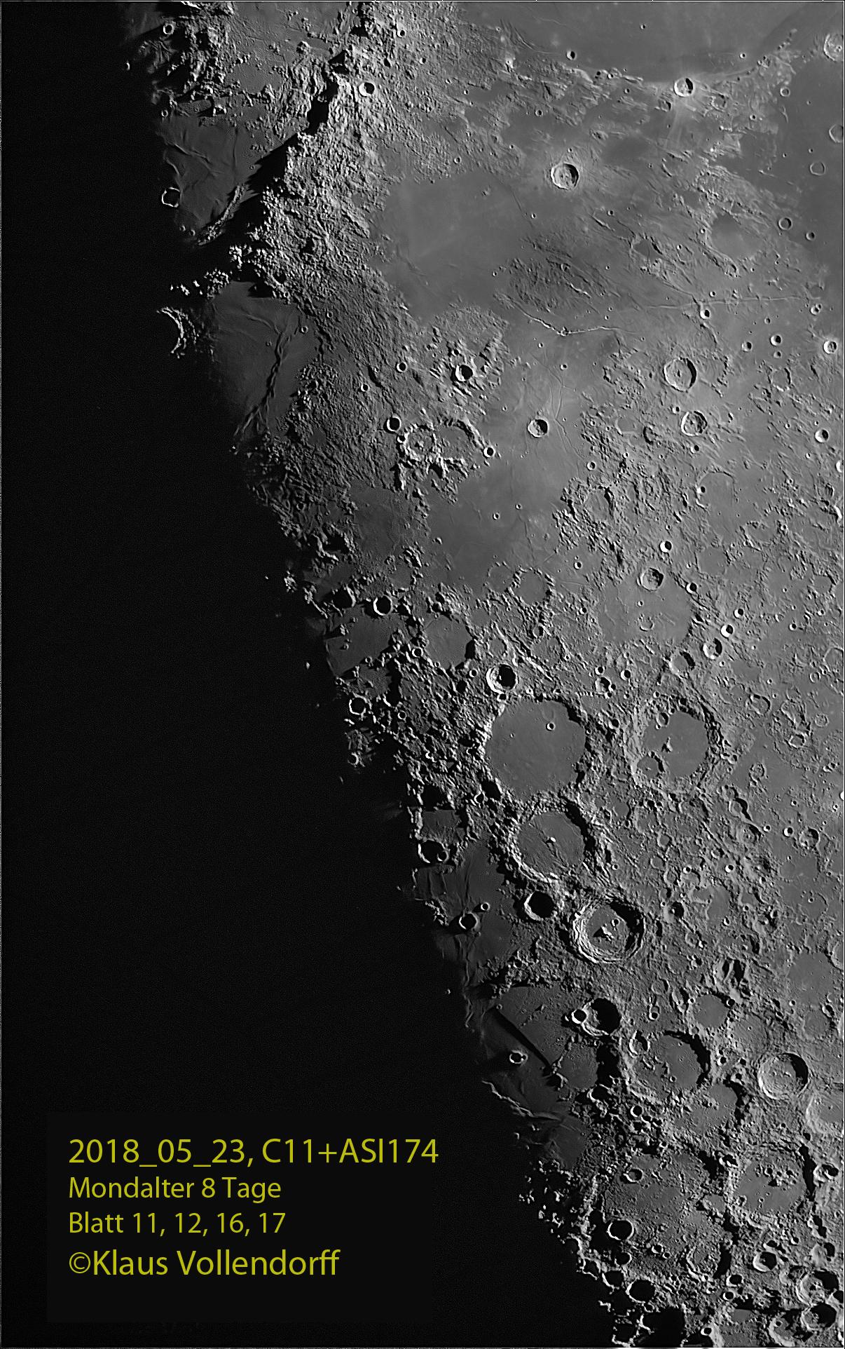 Apenninen bis Ptolemaeus
