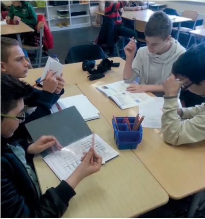 Finanzielle Grundbildung an der Waldschule in Kinderhaus