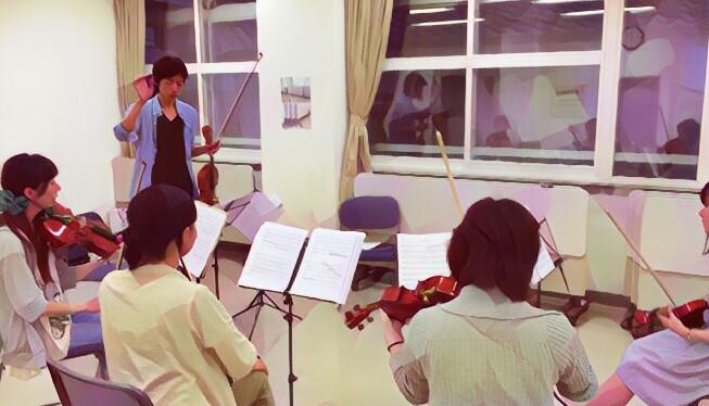 2016年の合奏練習