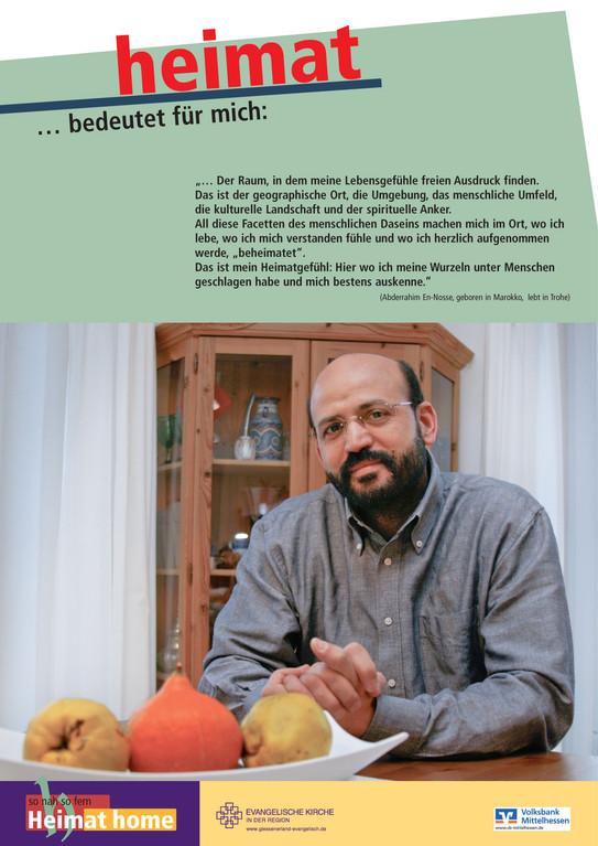 Fotoausstellung zum Thema 'Heimat - so nah so fern', www.giessenerland-evangelisch.de