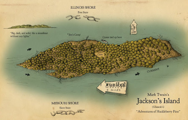 Jackson Island - the best place ever!
