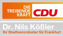 CDU - Dr. Nils Kößler