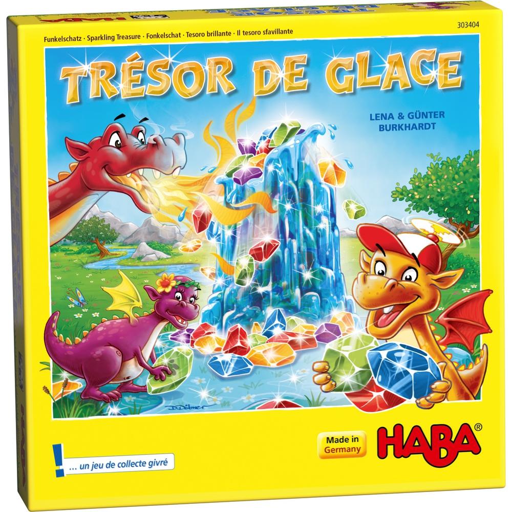 Trésor de glace [HABA]