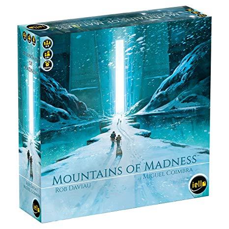 Les montagnes hallucinées [iello]