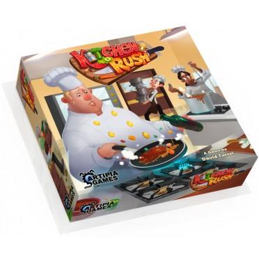 Kitchen Rush [Artipia Games]