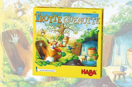 Trotte Quenotte [HABA]