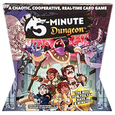 5 minutes dungeon [SpinMaster]