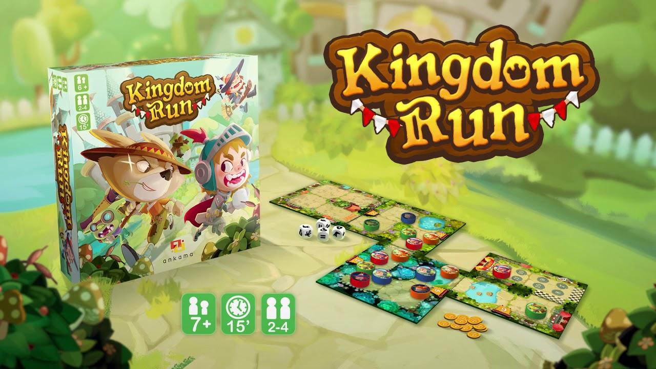 Kingdom Run [Jeux de Nim]
