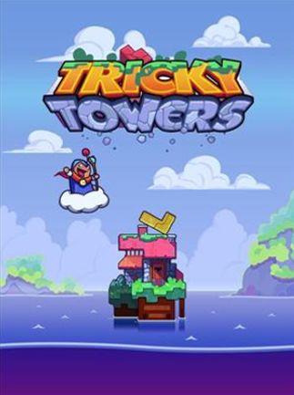Tricky towers [WeirdBeard Games]