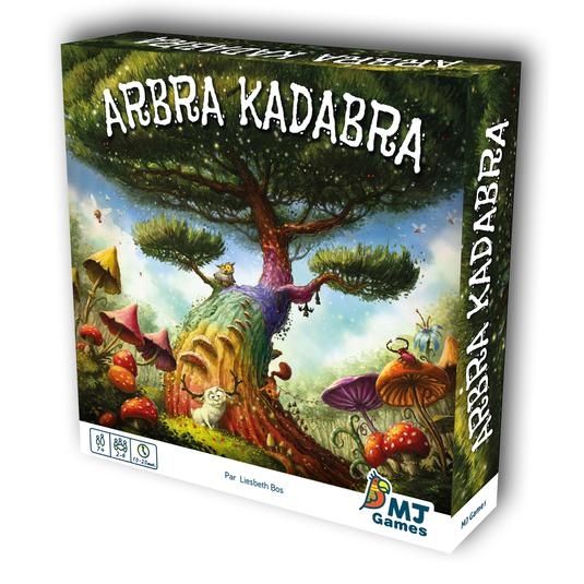 Arbra Kadabra [MJ Games]