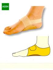 アーチサポート下肢装具