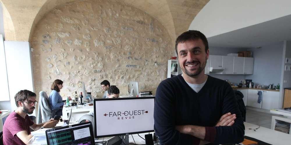 Florian Laval pour Far Ouest