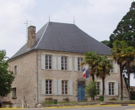 La mairie du Mas d'Agenais