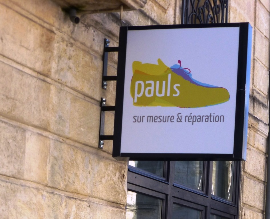 La boutique de Paul 92 rue Lagrange Bordeaux