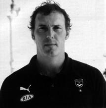 Laurent Blanc, idole de Pierre Blanc (D.R.)