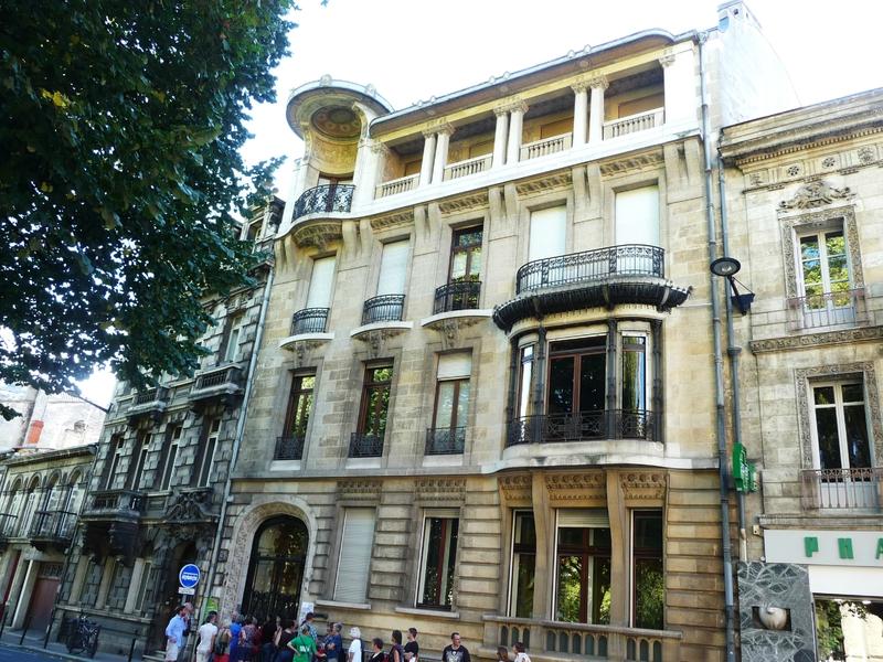 Hôtel Frugès, place des Martyrs de la Résistance