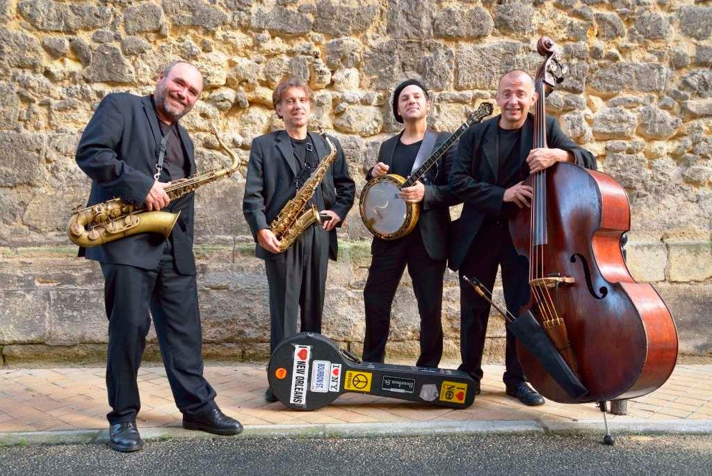 Jazz Chamber Orchestra, groupe bordelais mêlant jazz et humour