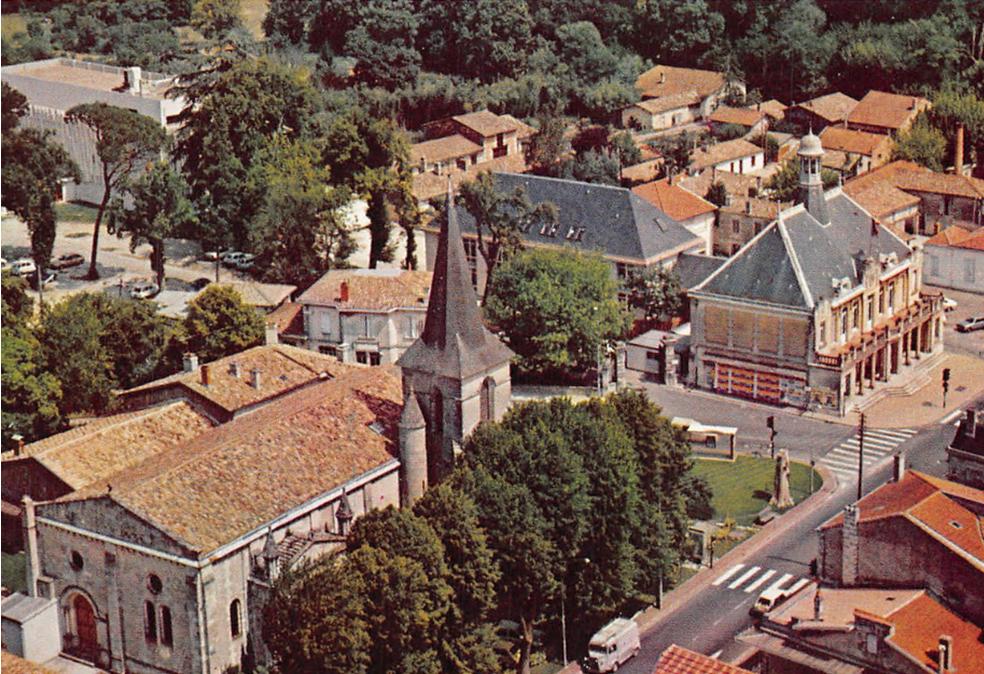 Vue générale de Saint Médard