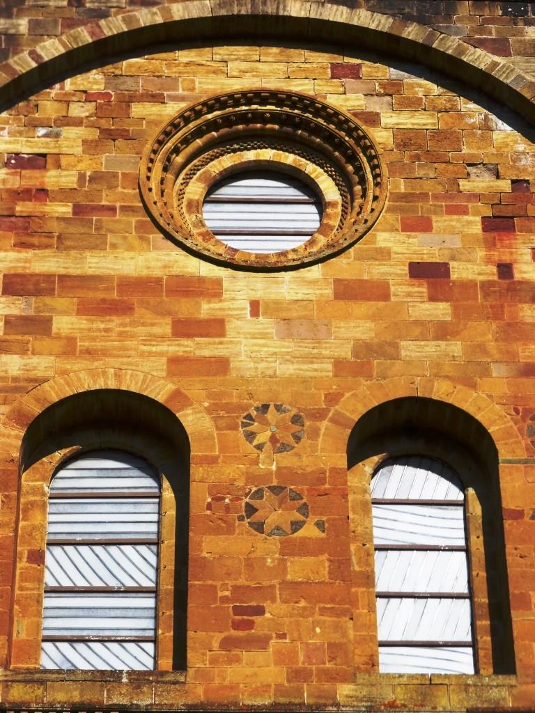 Les vitraux de Conques
