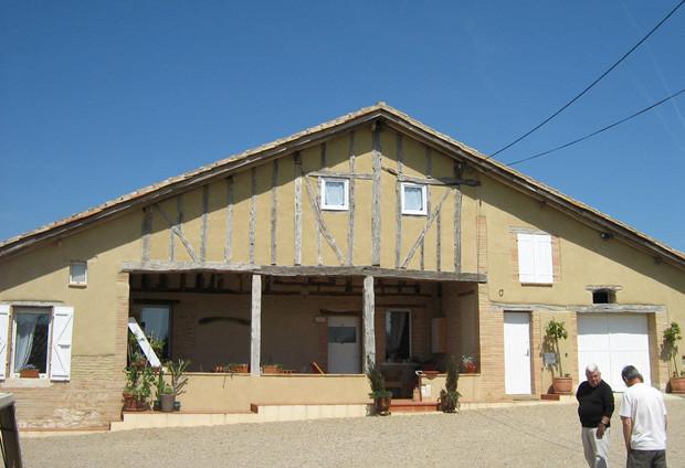 Maison restaurée à l'ancienne en Tarn et Garonne